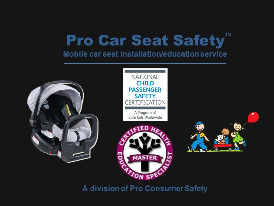 Motor Home RV\'s & Child Passengers - Pro Car Seat Safety